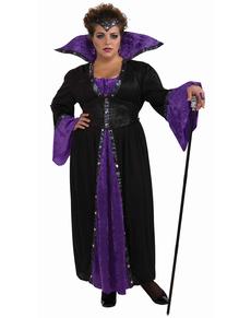 Kostium czarodziejka duży rozmiar