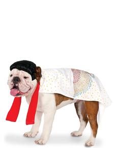 Kostium Elvis tupecik dla psa
